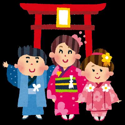 七五三の由来と目的は?起源は江戸時代で現代ではやる意味がない?